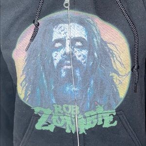 Rob Zombie hooded jacket